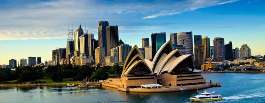 Оформление страхового полиса для поездки в Австралию