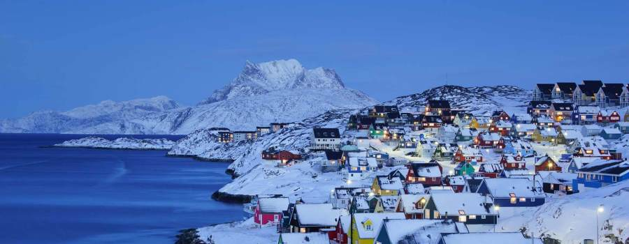 Оформление страхового полиса для поездки в Гренландию