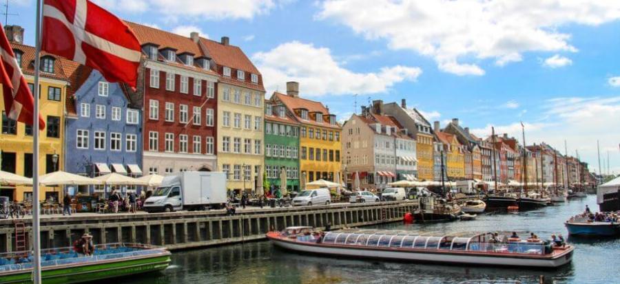Оформление страхового полиса для поездки в Данию