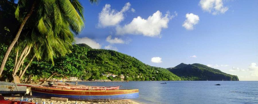 Оформление страхового полиса для поездки в Гваделупу