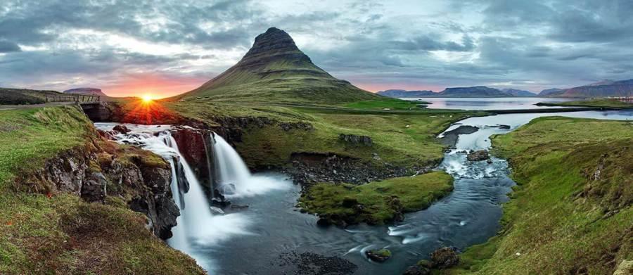 Оформление страхового полиса для поездки в Исландию