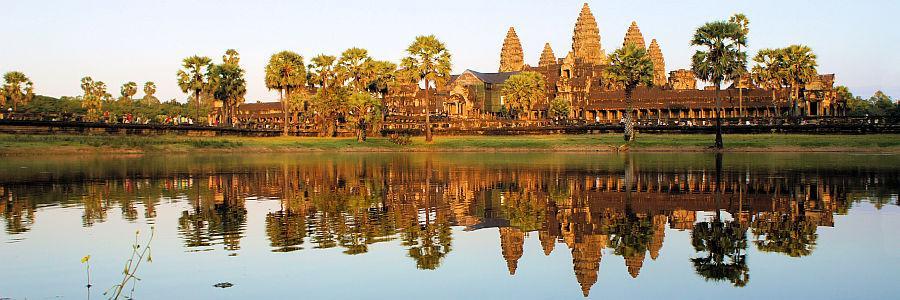 Оформление страхового полиса для поездки в Камбоджи