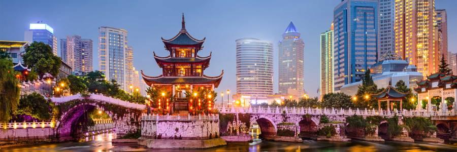 Страховка для поездки в Китай  - оформить в страховой компании ЕВРОИНС