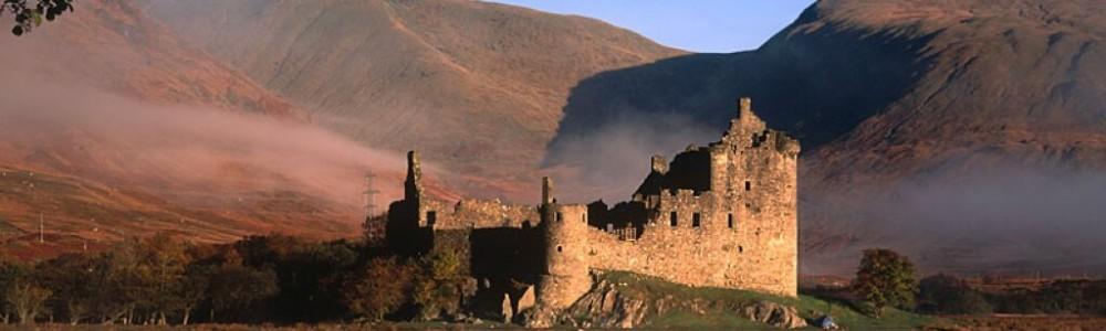 Страховка для поездки в Шотландию от компании Евроинс